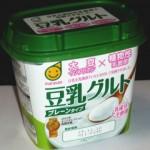 豆乳グルト 大豆イソフラボン×植物性乳酸菌