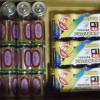 単一乾電池(購入した量)