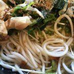 須山うどんの細麺