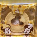 ミッキーマウスのバームクーヘン